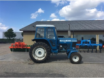 Tractor agricola Ford 6700