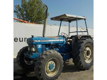 Ford 7610 - tractor agricola