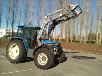 Ford 7740 SLE - tractor agricola