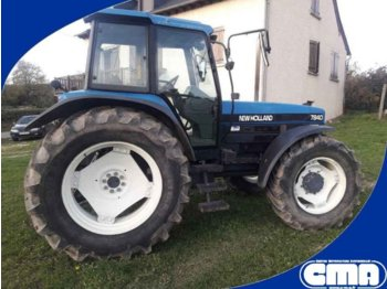 Ford 7840 SLE - tractor agricola