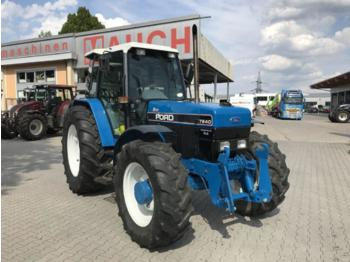 Tractor agricola Ford 7840 a sle