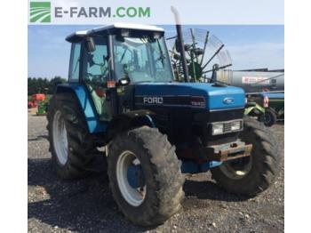 Ford 7840 powerstar - tractor agricola