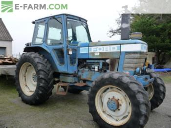 Ford 7910 - tractor agricola