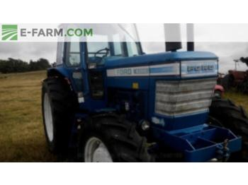 Ford 8200 - tractor agricola