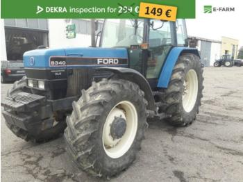 Ford 8340 SLE - tractor agricola