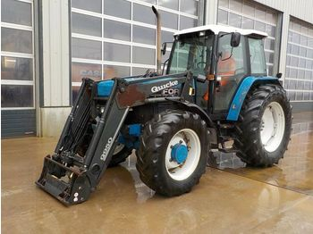 Ford New Holland 8340 - tractor agricola