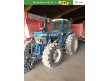 Ford TW15 - tractor agricola