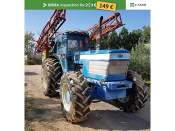Ford TW25 - tractor agricola