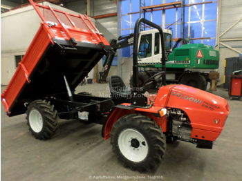 Goldoni TRANSCAR 28 RS - tractor agricola