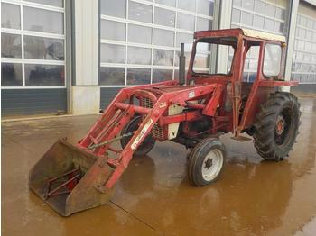 International 276 2WD Tractor, Loader - tractor agricola