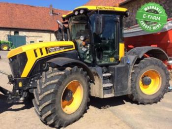 JCB FASTRAC 4220 V-TRONIC - tractor agricola