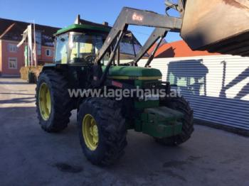 JOHN DEERE 3650 A - tractor agricola