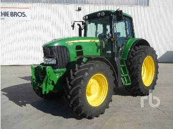 JOHN DEERE 7530 PREMIUM 4WD Agricultural Tractor - tractor agricola