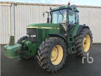 JOHN DEERE 7810 4WD Agricultural Tractor - tractor agricola