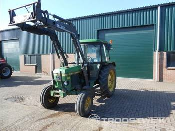John Deere 1640 SG 2 - tractor agricola