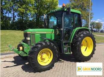 John Deere 6200 4wd PQ Power Quad Traktor Tractor Tracteur - tractor agricola