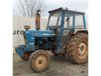 LOT # 0095 -- Ford 7600 - tractor agricola