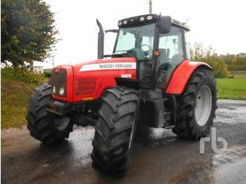 MASSEY FERGUSON 6475 DYNA-6 4WD Agricultural Tractor - tractor agricola