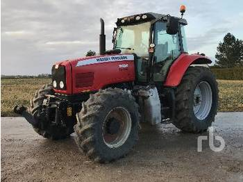 MASSEY FERGUSON 6485 DYNASHIFT 4WD Agricultural Tractor - tractor agricola