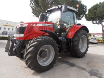 MASSEY FERGUSON MF6718S DYNA 6 EXCLUSIVE  for rent - tractor agricola