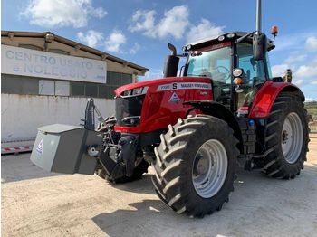 MASSEY FERGUSON MF7720 S Dyna VT  for rent - tractor agricola