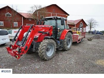 MASSEY FERGUSON MF 57313 S Tractor - tractor agricola