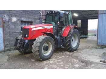 Massey Ferguson 6480 TIERS 3 - tractor agricola