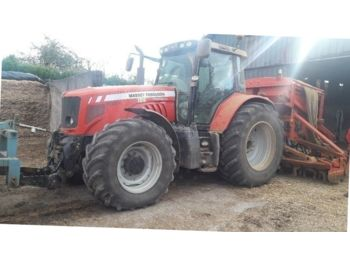 Massey Ferguson 7480 TIERS 3 - tractor agricola