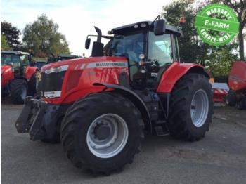 Massey Ferguson 7620 DYNA VT EXCLUSIVE - tractor agricola
