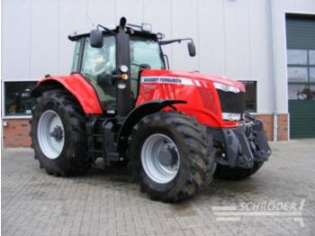 Massey Ferguson 7722 Dyna-VT Exclusive - tractor agricola