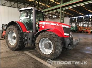 Massey Ferguson Massey Ferguson 8670 Dyna VT 8670 Dyna VT - tractor agricola