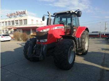 Tractor agricola Massey Ferguson mf 7624 dyna-vt exclusive