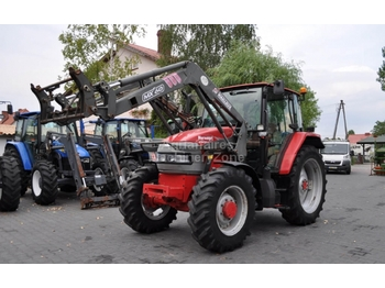Tractor agricola Mc Cormick CX 75 + MAILLEUX MX60