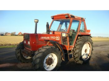 Tractor agricola NEW HOLLAND 110-90 DT