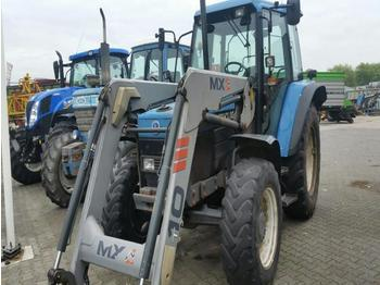 Tractor agricola NEW HOLLAND 5640SLE 4WD TRACTOR
