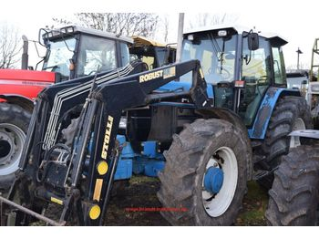 Tractor agricola NEW HOLLAND 8340