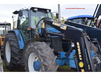 NEW HOLLAND 8340 - tractor agricola