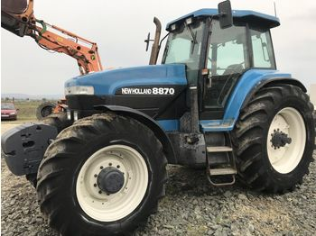 Tractor agricola NEW HOLLAND 8870