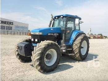 Tractor agricola NEW HOLLAND 8970