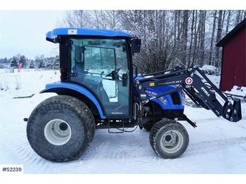 NEW HOLLAND Boomer 54D, Tractor - tractor agricola