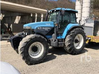 NEW HOLLAND G240 - tractor agricola