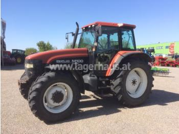 NEW HOLLAND M 100 PRIVATVK - tractor agricola