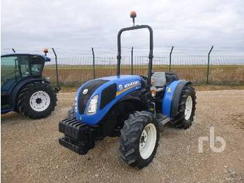 NEW HOLLAND T4.100FB - tractor agricola