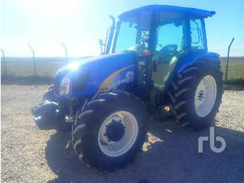 NEW HOLLAND T5050 4WD - tractor agricola