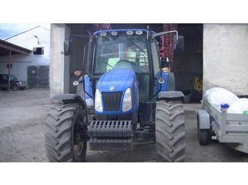 NEW HOLLAND T5060 - tractor agricola