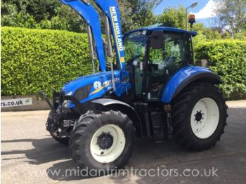 NEW HOLLAND T5.115 - tractor agricola