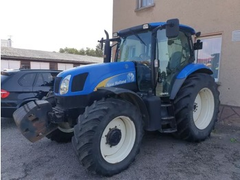 NEW HOLLAND T6050 - tractor agricola