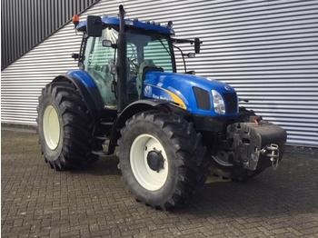NEW HOLLAND T6050 ELITE 4WD TRACTOR - tractor agricola