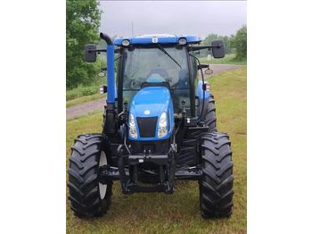 NEW HOLLAND T6.150 - tractor agricola