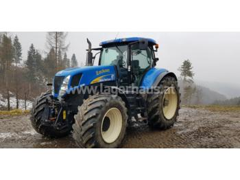 NEW HOLLAND T7040 POWER COMMAND - tractor agricola
